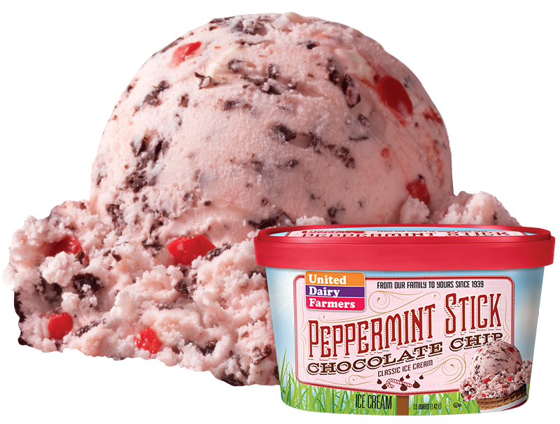 Peppermint Stick Chocolate Chip